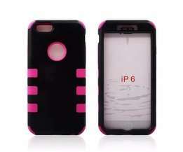 Siliconen Back Cover Voor iPhone 6