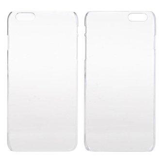 Doorzichtige Hoes iPhone 6 Plus