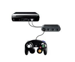GameCube Controller Adapter Naar Wii U