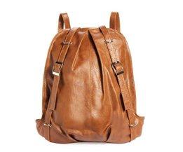 Backpack Dames Leer