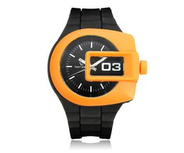 V6 Quartz Horloge