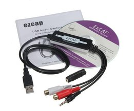 EzCAP naar USB