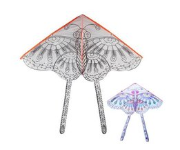 Vlieger In De Vorm Van Een Vlinder