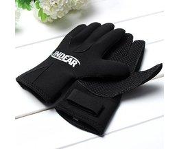 Duik Handschoenen