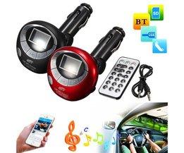 Fm-Transmitter Bluetooth
