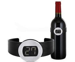 Digitale Temperatuurmeter voor Rode Wijn