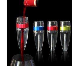 Wijn Decanteerder en Beluchter met Houder