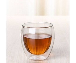 Dubbelwandig Glas