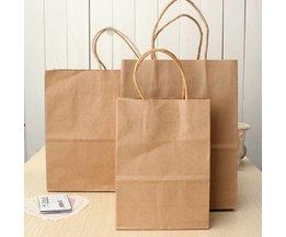 Papieren Tas Voor Cadeautjes