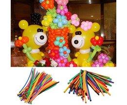 Modelleerballonnen 50 Stuks voor Feesten en Partijen