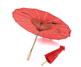 Traditionele Chinese Parasol 57cm