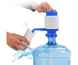 Waterpompje 19x7cm voor Waterflessen