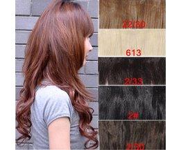 Synthetische Haar Extension In Verschillende Kleuren