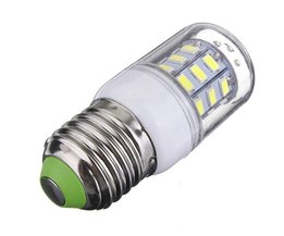 SMD 5730 LED Lamp met E27 Fitting
