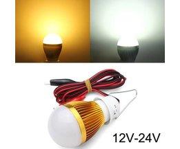 E27 4W LED Lamp