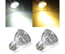 6W E27 LED Lamp
