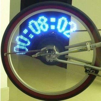 Fietswiel LED Lamp 40 Designs