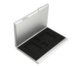 Memory Card Box met 13 Houders