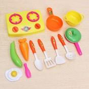Kinderkeuken Accessoires 13Stuks