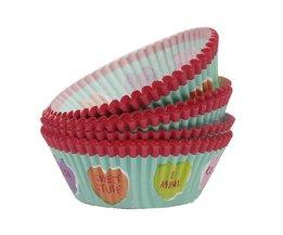 Baking Paper Cups 100 Stuks