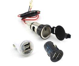 USB Lighter 12V voor Motor