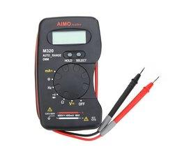 AIMO Multimeter Auto Range
