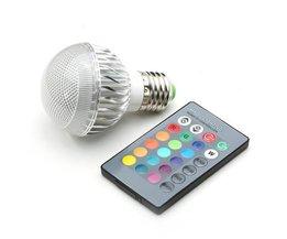 Remote LED met Afstandsbediening