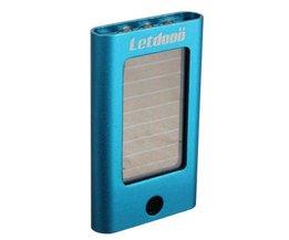 Solar-Fietslamp