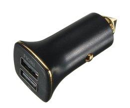 MP3 USB Oplader