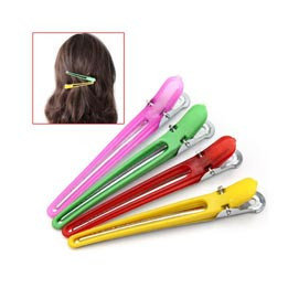 Cheveux Pins & Clips
