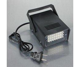 Étape Éclairage LED 3W