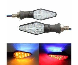 Indicateurs De Direction 12 LED 3 Couleurs
