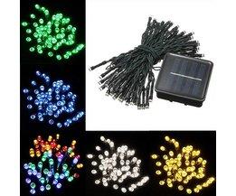 8 LED Compteur Bande
