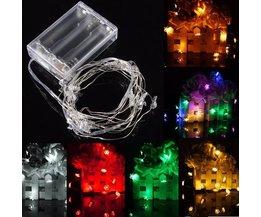 Party Lights 2 LED Mètres De Tuyau