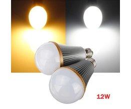 12 W Lampe LED