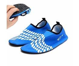 Chaussures Bleu Eau