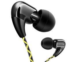 COSONIC Écouteurs Intra-Auriculaires W5