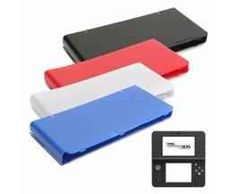 Boîtier En Plastique Pour Nintendo 3DS En Plusieurs Couleurs