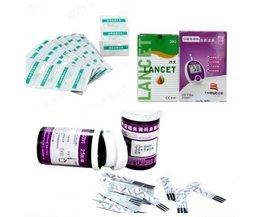 Sannuo Bandelettes De Glucose