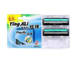 Ying Jili Deux Pièces De Rasage Pour Rasoir Tête