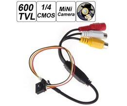 Caméra 600TVL Sténopé