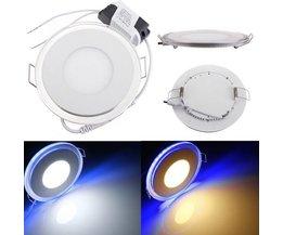 10W Ronde Panneau LED