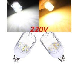 E12 2W Ampoule LED En Deux Couleurs