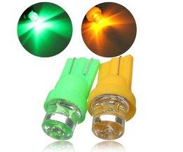 Ampoule Wedge Socket Avec T10