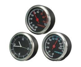 Hygromètre Horloge Ou Pour La Voiture