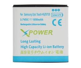 Batterie Rechargeable Pour Samsung Epic Touch 4G D710