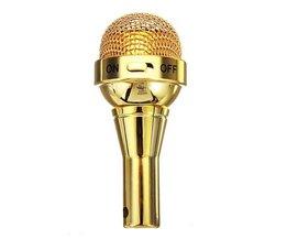 Haut-Parleur USB Microphone En Forme