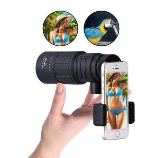 Télescope Monoculaire Téléphone Mobile Stand BAK-4   MYXLshop
