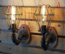 Rétro Lampe Extérieure
