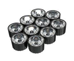 Lentilles LED Noir Dans Différents Modèles 10 Pièces